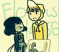 Floss is 4 losers.  - total-drama-island-fancharacters fan art