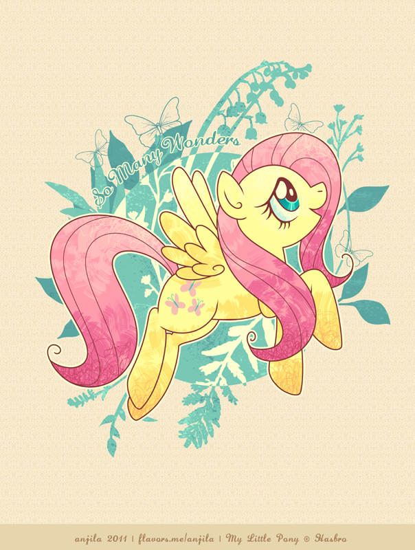 Fluttershy - Fluttershy Photo (35808744) - Fanpop