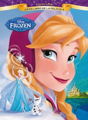 Frozen - Uma Aventura Congelante Book
