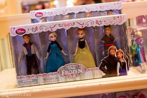 La Reine des Neiges Mini Doll Set