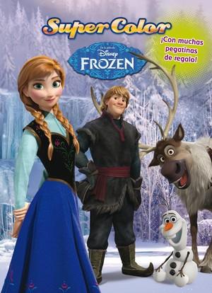 アナと雪の女王 Spanish 本