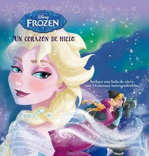 《冰雪奇缘》 Spanish 图书