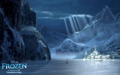 Frozen wallpaper entitled Frozen Wallpaper
