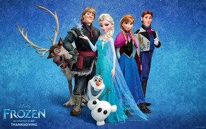 Frozen - Uma Aventura Congelante wallpapers