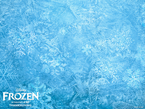 Frozen wallpaper probably with a hot tub titled Frozen wallpaper