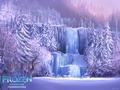 Frozen پیپر وال