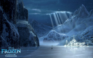 Frozen wallpaper