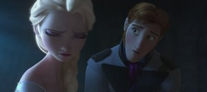 Frozen new trailer