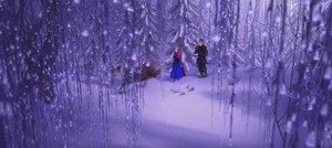 La Reine des Neiges new trailer