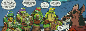 Funny TMNT Donnie Moment