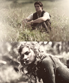Gale and Madge - the-hunger-games photo