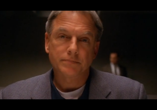 NCIS wallpaper probably with a portrait called Gibbs