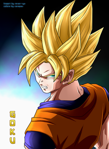Dragon Ball Z wallpaper called Goku