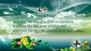 Grieving for your Child