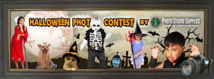Halloween Photo Contest 2013 by PhotoStudioSupplies