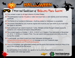 Halloween Photo Contest 2013