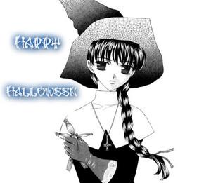 Happy Halloween 2013 from Saki Hanajima