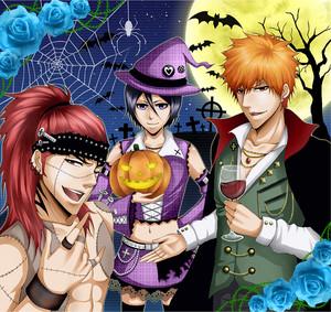 Happy Dia das bruxas ºBLEACHº