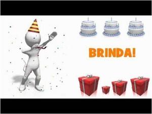Happy birthday to Brinda