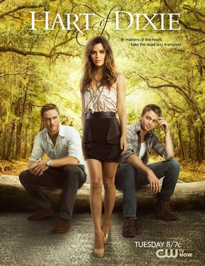 Hart of Dixie posters