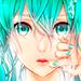 Hatsune Miku icon - miku icon