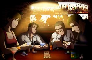 Heavy Rain: Poker Night
