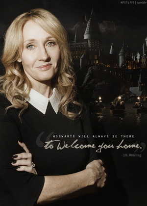Hogwarts will always welcome you home