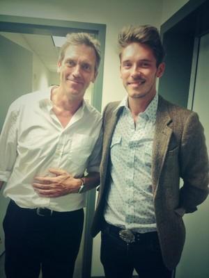 Hugh Laurie BBCRadio2 october 2013