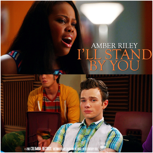 Mercedes Jones wallpaper titled I'll Stand by You
