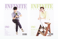 INFINITE Sungyeol– Official Collection Card Vol. 1 Scans