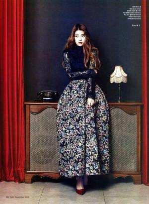 IU – CéCi Korea Magazine November Issue '13