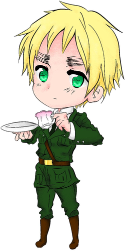 Hetalia: England wallpaper containing anime called Iggy!