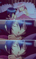 Ikuto loves Amu