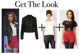 Jade's Look