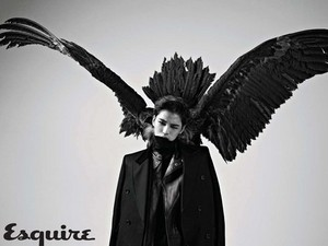 Jaejoong for 'Esquire'