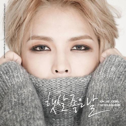 JYJ kertas dinding titled Jaejoong