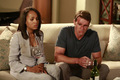 Jake & Olivia reunion photos / 3x03 - scandal-abc photo