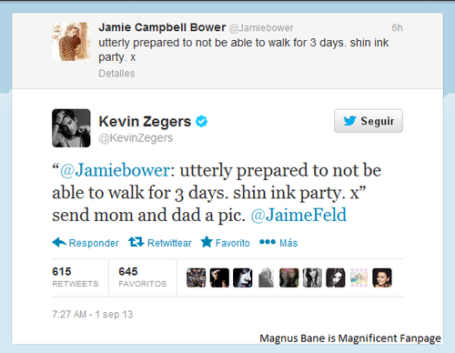 Jamie Campbell Bower achtergrond titled Jamie ♥