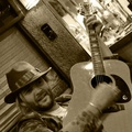 Jamming on the bus - keith-harkin photo