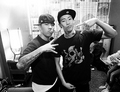 Jay, and Dok2 - jay-park photo