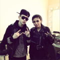 Jay, and Mizz Nina - jay-park photo