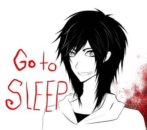 Jeff - creepypasta Photo (35837618) - Fanpop