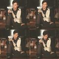 "Johnny on the set of Paul McCartney's ""Queenie Eye"" - johnny-depp photo"
