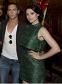 Jonathan Rhys Meyers and Katie Mcgrath