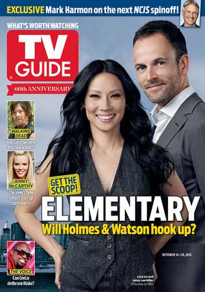 Jonny&Lucy -TvGuide Magazine
