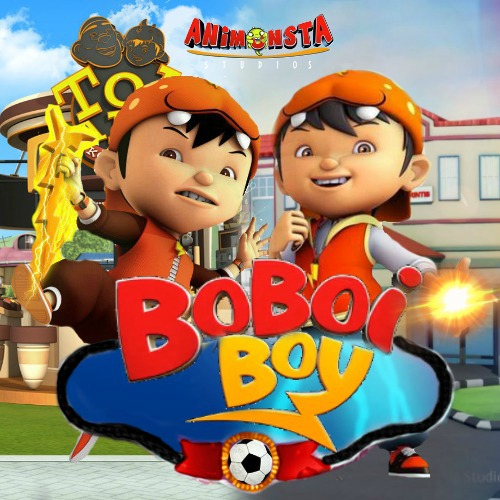 Boboiboy achtergrond entitled Just suggestion