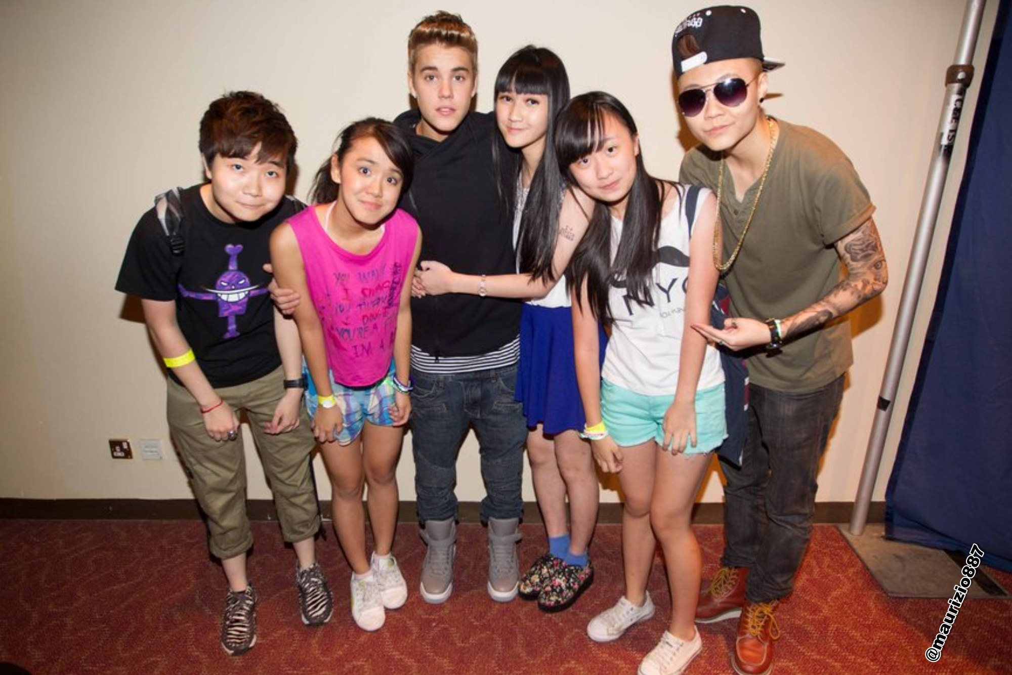 Justin Bieber Images Justin Bieber Meet And Greet Macau 12oct 2013