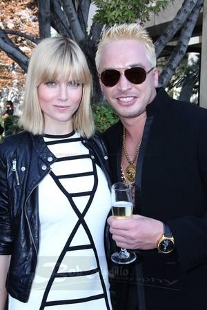 KUBA Ka & Eugenia Kuzmina - Fashion Week LA