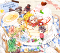 Karneval - anime fan art