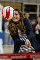 Kate Middleton Plays Volleyball at Olympic Park - prince-william photo